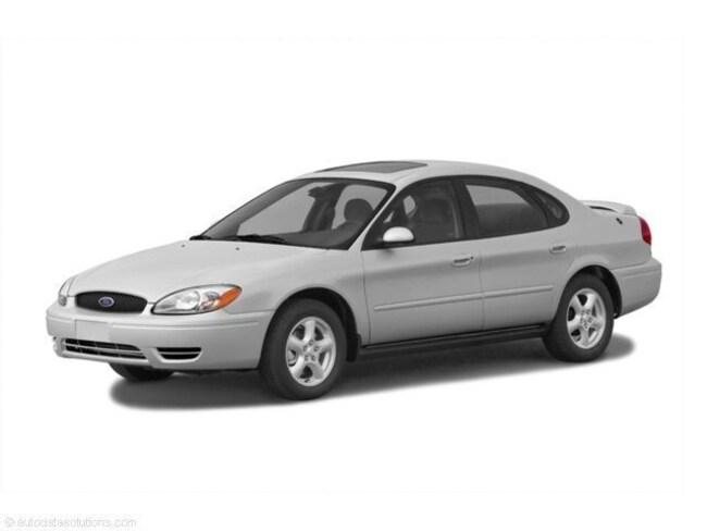 2007 Ford Taurus SEL Sedan