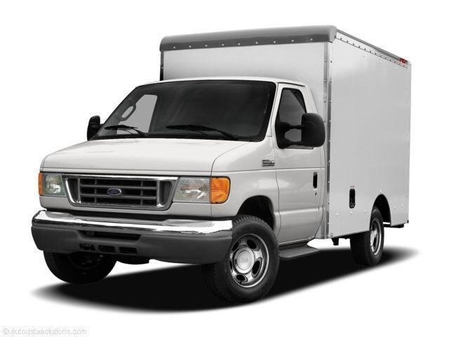 2007 Ford Econoline 350 Cutaway XL Chassis Truck