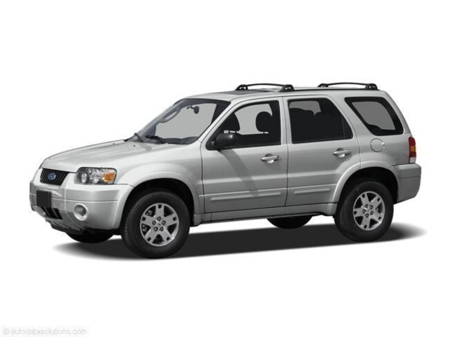 2007 Ford Escape SUV for sale in Sanford, NC at US 1 Chrysler Dodge Jeep