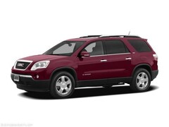 Used 2007 GMC Acadia SUV under $15,000 for Sale in Bangor