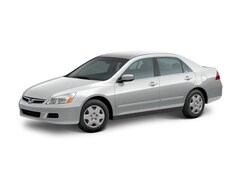 2007 Honda Accord 2.4 LX Sedan