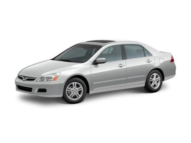 2007 Honda Accord 2.4 EX-L Sedan