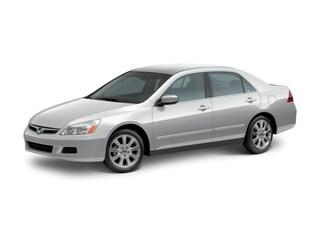 2007 Honda Accord Sdn LX SE V6 AT LX SE