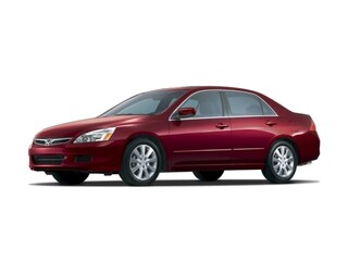 Used 2007 Honda Accord 3.0 EX w/Auto Sedan Salem, OR