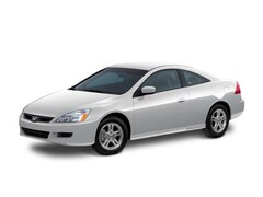 2007 Honda Accord Cpe LX Coupe