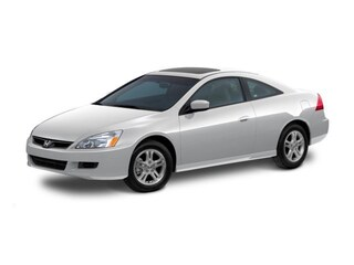 2007 Honda Accord 2DR I4 AT EX 2 Door Coupe in Jacksonville FL