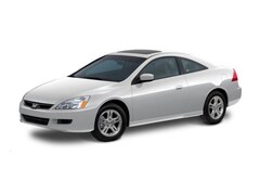 2007 Honda Accord 2.4 EX-L Coupe