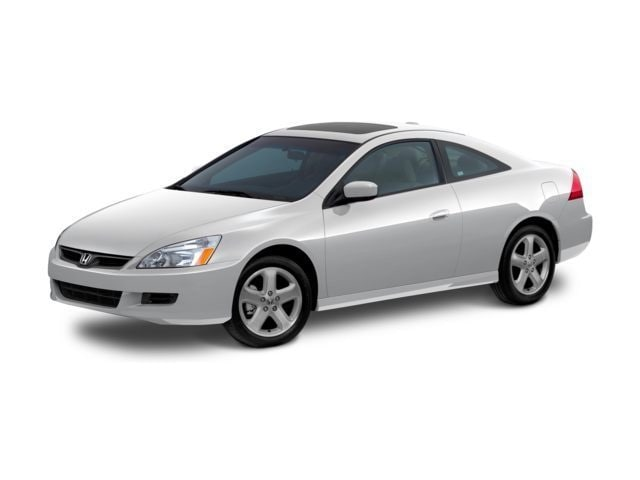 2007 Honda Accord 3.0 EX Coupe