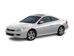 2007 Honda Accord 3.0 EX Coupe