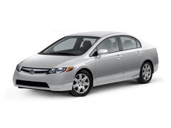 2007 Honda Civic Sdn LX Sedan