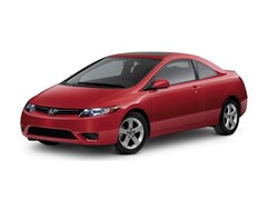 Used  2007 Honda Civic EX Coupe For sale in Zelienople PA