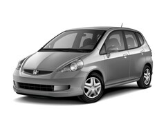 2007 Honda Fit HB MT
