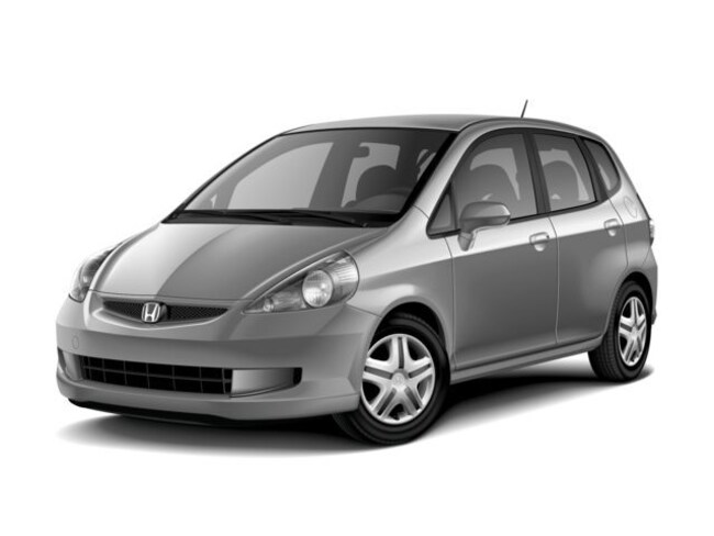 2007 Honda Fit Base Hatchback