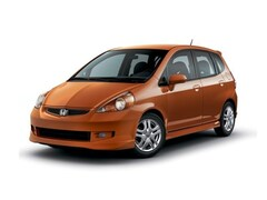 Used 2007 Honda Fit Sport Hatchback In Corsicana, TX