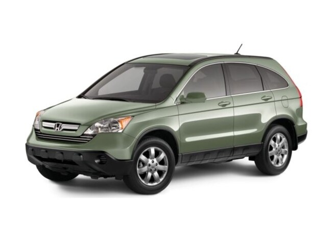 Used wheelchair accessible vehicle 2007 Honda CR-V EX-L SUV for sale in Burlington, MA