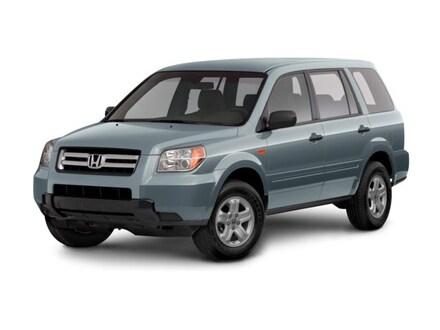 2007 Honda Pilot LX SUV