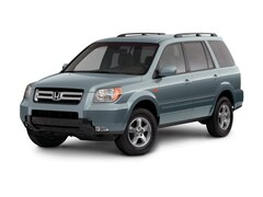 2007 Honda Pilot EX SUV for Sale in Clinton Township, MI at Jim Riehl's Friendly Honda