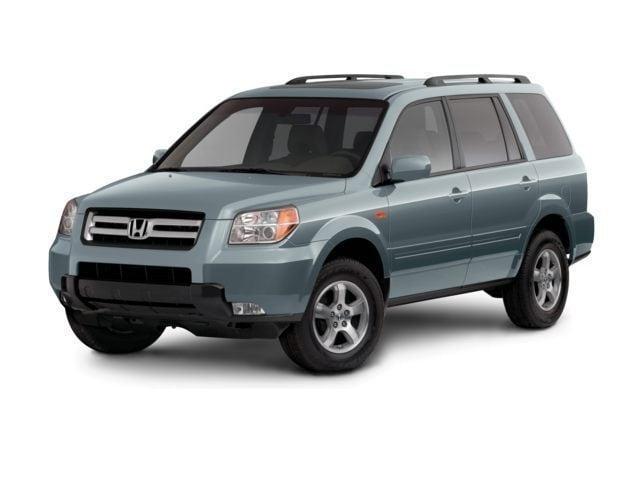 2007 Honda Pilot EX-L w/Rear Ent. System SUV
