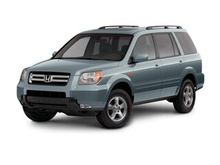 Used vehicles 2007 Honda Pilot EX-L w/Rear Ent. System SUV for sale near you in Columbus, OH