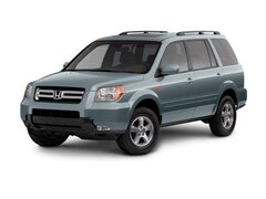 Used 2007 Honda Pilot EX-L 2WD 4dr  w/RES SUV serving Houston