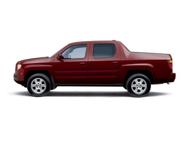 2007 Honda Ridgeline Truck