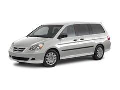 2007 Honda Odyssey LX Van
