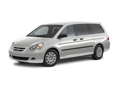 Pre-Owned 2007 Honda Odyssey LX Van O49643B for sale near Boston, MA