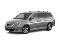 2007 Honda Odyssey EX Van