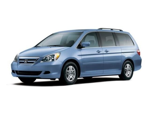Used 2007 Honda Odyssey EX-L 115127 miles Stock S19080B VIN 5FNRL38637B019940