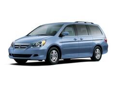 Used 2007 Honda Odyssey EX-L Minivan/Van 9250B under $15,000 for Sale in Valley Stream