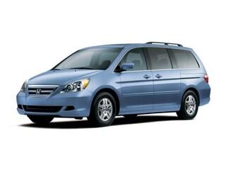 Used 2007 Honda Odyssey EX-L Van 5FNRL38767B440317 Murray, UT