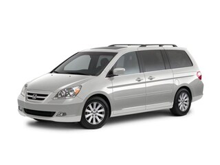 2007 Honda Odyssey Touring w/DVD RES/Nav Van