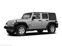 Used 2007 Jeep Wrangler Unlimited Sahara SUV Altus, Oklahoma