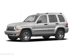 2007 Jeep Liberty Sport 4WD  Sport