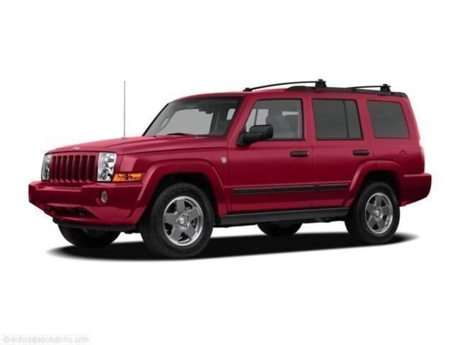 Used 2007 Jeep Commander Sport 4WD  Sport For Sale Ashland, Ohio