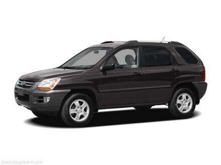 2007 Kia Sportage LX SUV