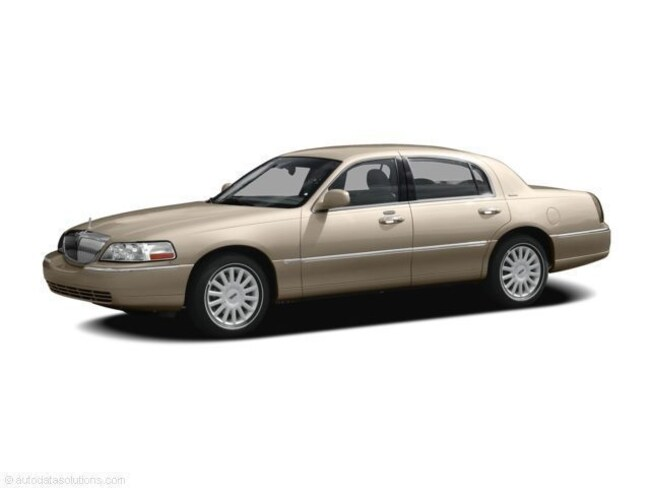 Used 2007 Lincoln Town Car Signature Limited For Sale Carthage Mo