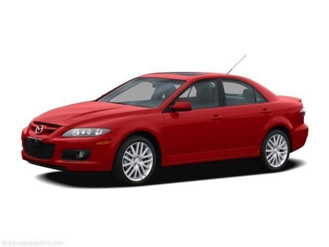 Used 2007 Mazda Mazdaspeed6 Sedan Exeter, NH