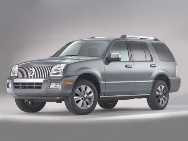 2007 Mercury Mountaineer Base SUV