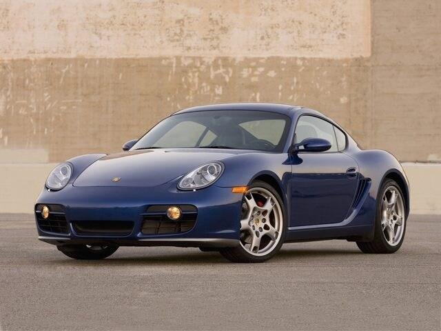 2007 Porsche Cayman S Base Coupe