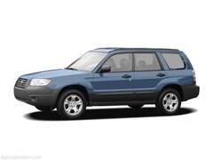 2007 Subaru Forester 2.5 X SUV