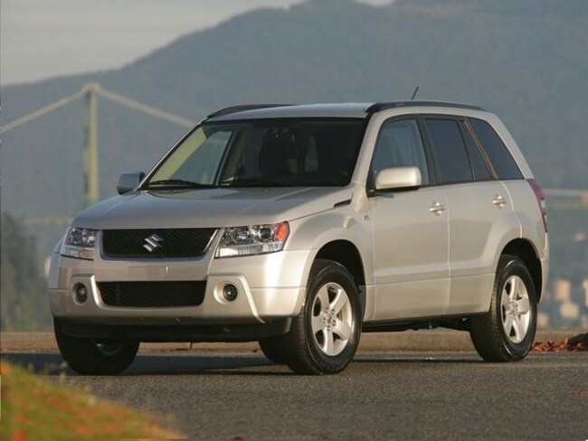 Used 2007 Suzuki Grand Vitara Base For Sale | Tifton GA