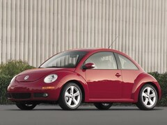 2007 Volkswagen New Beetle Coupe Coupe