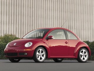 Bargain inventory 2007 Volkswagen New Beetle 2.5L 2.5  Coupe (2.5L I5 6A) For sale in Bristol TN, near Johnson City