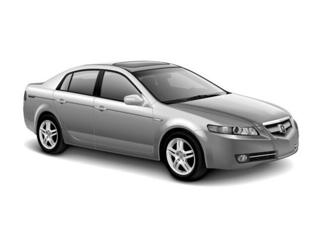 2008 Acura TL 3.2 w/Nav System Sedan