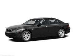 2008 BMW 750Li Sedan