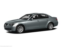2008 BMW 5 Series 4dr Sdn 535xi AWD Car