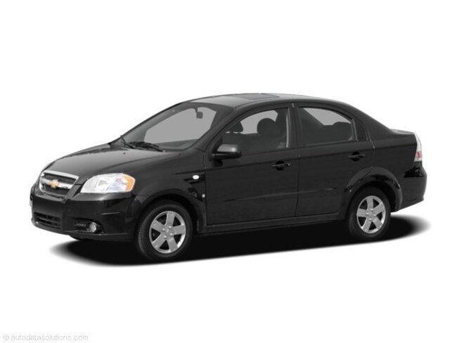 Used 2008 Chevrolet Aveo Ls For Sale Lugoff Sc Xd8171b