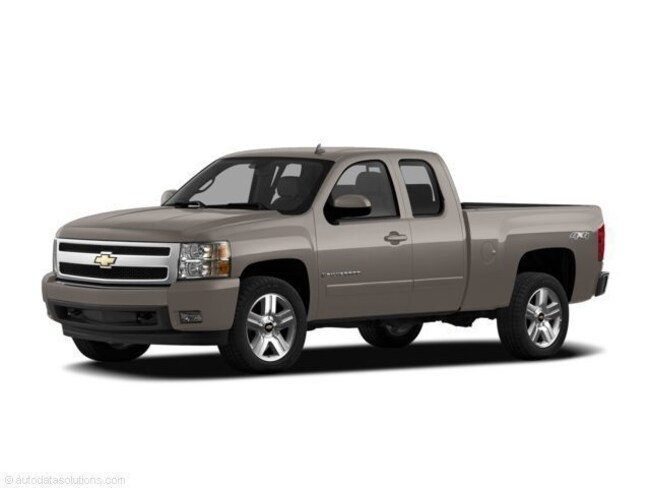 2008 Chevrolet Silverado 1500 LT Truck For Sale near Youngstown, OH