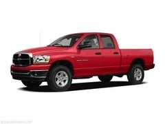 Bargain Used 2008 Dodge Ram 1500 Truck Quad Cab in Fort Worth, TX
